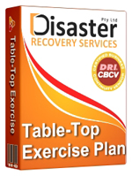 Table Top BCP Exercise and Test Plan